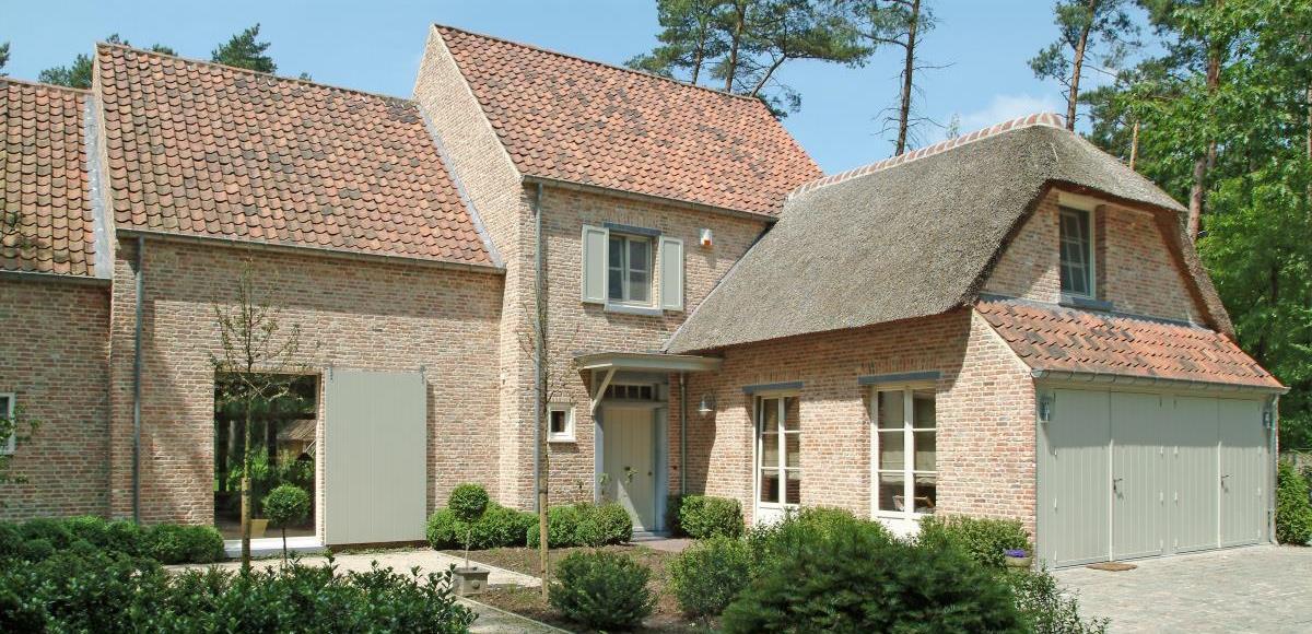 Woningbouw rdk for Huizen stijlen