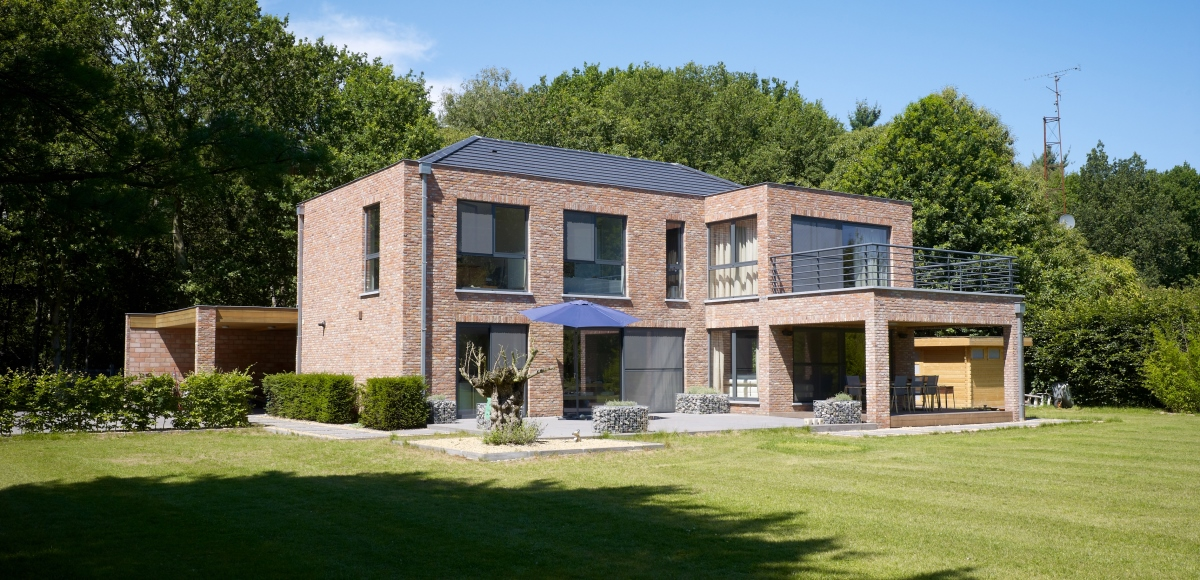 Duurzaam bouwen rdk for Moderne aanbouw aan klassiek huis